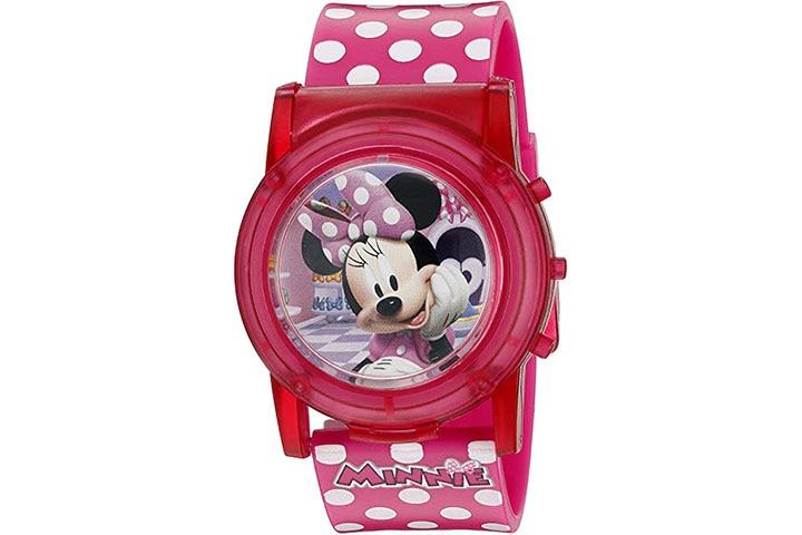 Disney Minnie Mouse Pop Musical Watch