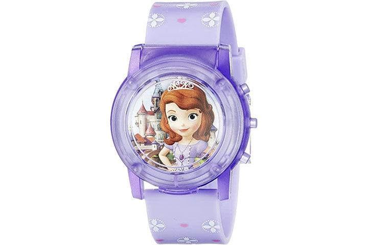 Disney Sofia The First Digital Display Kids Watch