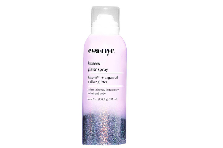 EVA NYC Kweeen Glitter Spray