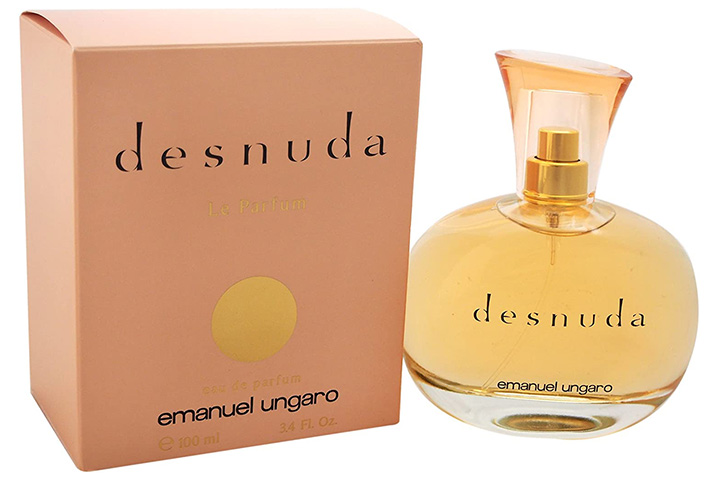 Emanuel Ungaro Desnuda Le Parfum Eau de Parfum Spray for Women, 3.4 Ounce