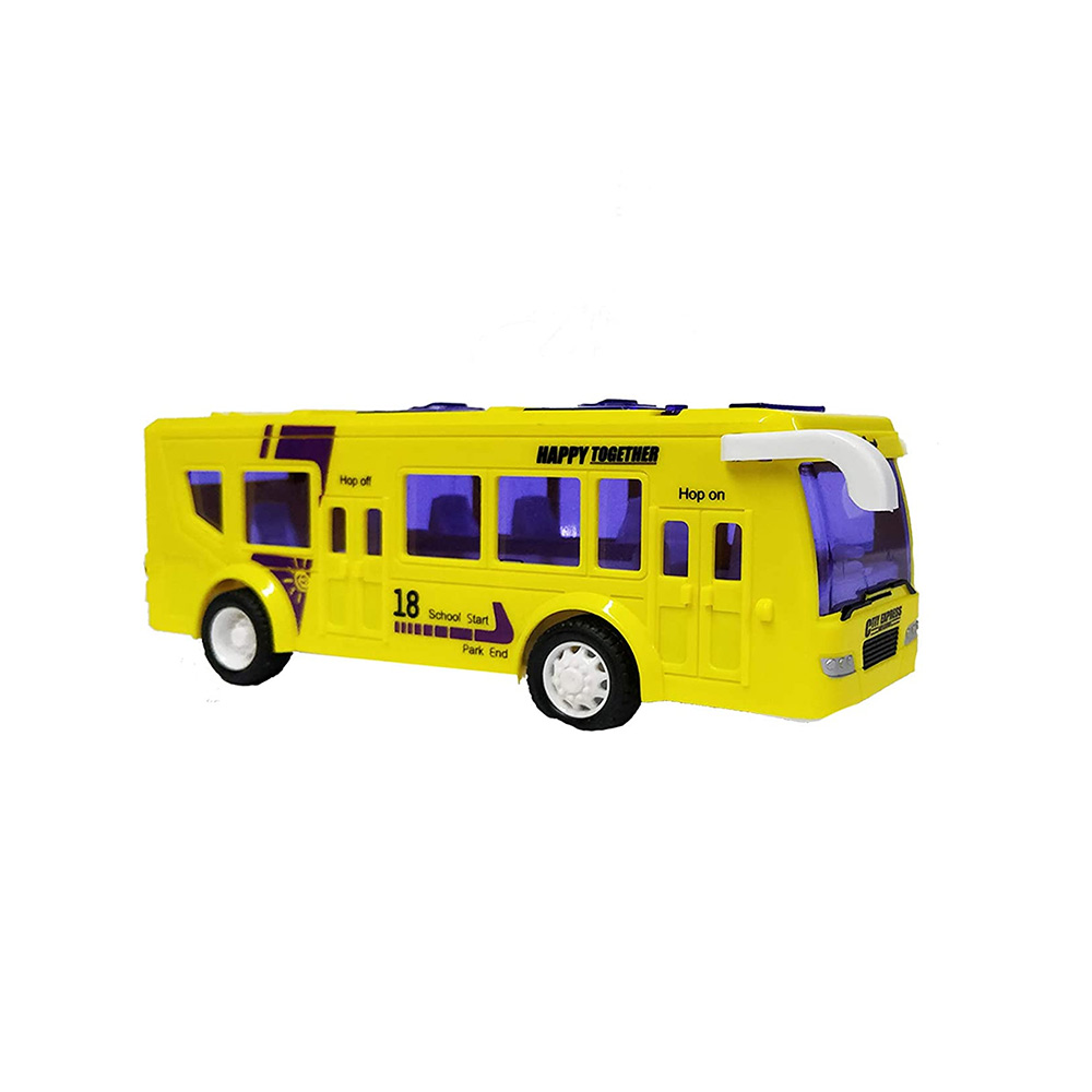 Emob Battery Operated Luxury Model Bus Toy