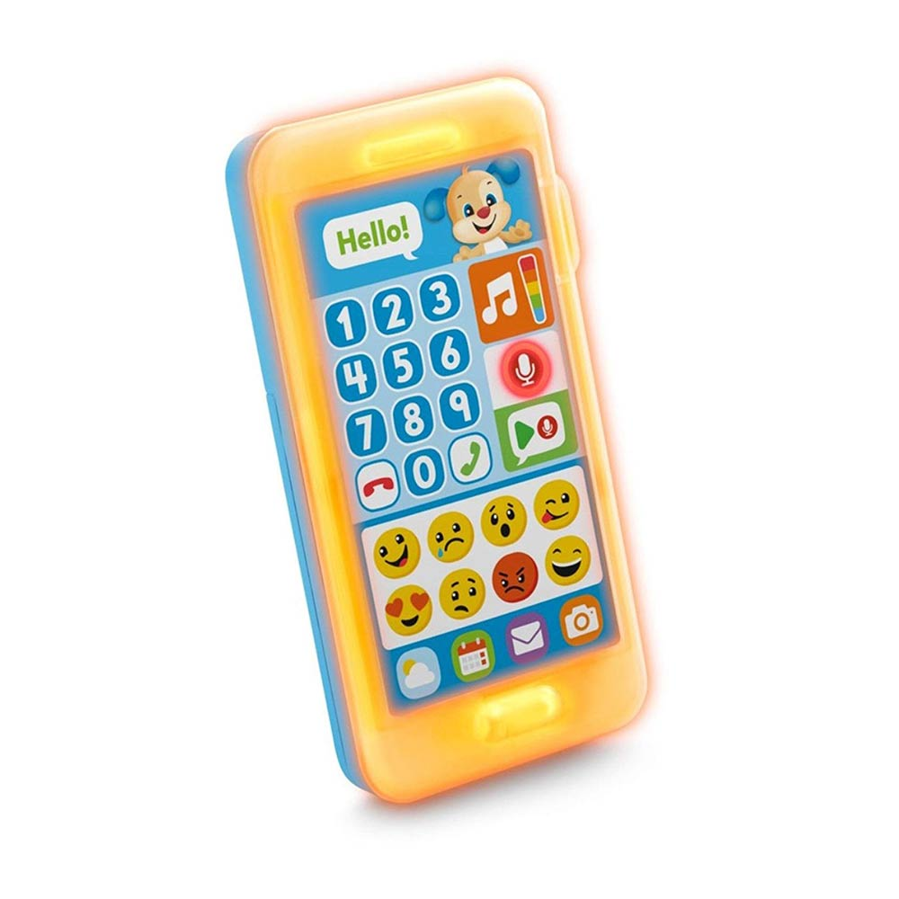 Fisher-Price Leave a Message Smart Phone Puppy