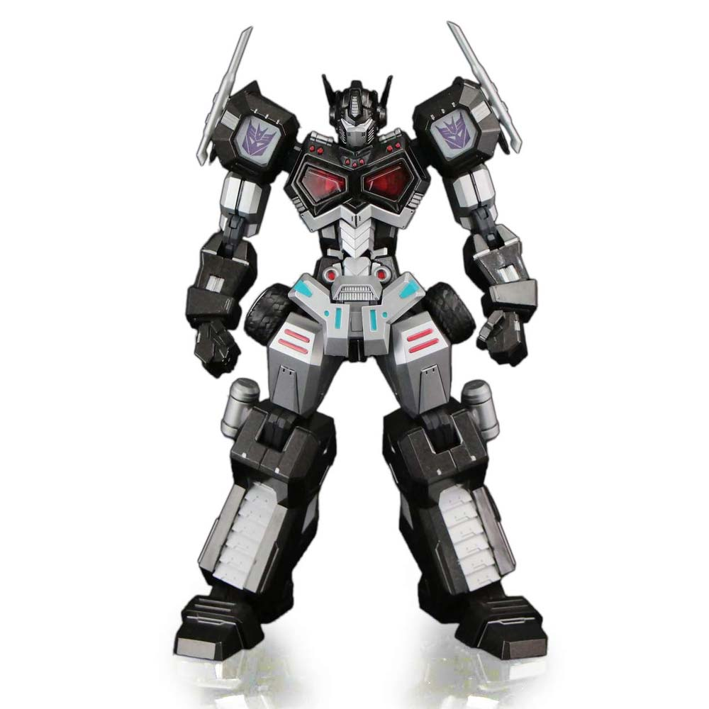 Flame Toys Transformers
