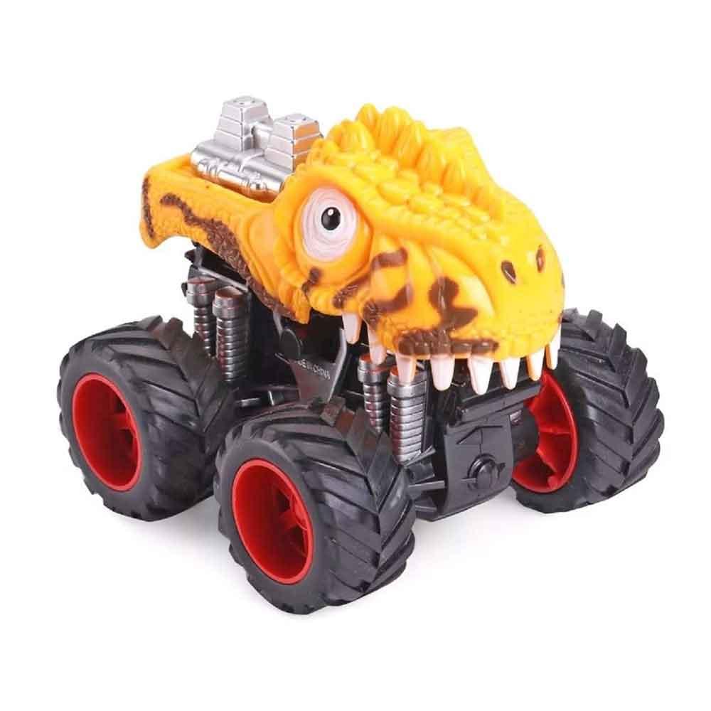 FunBlast High Speed Pull Back Dinosaur Vehicles Toy