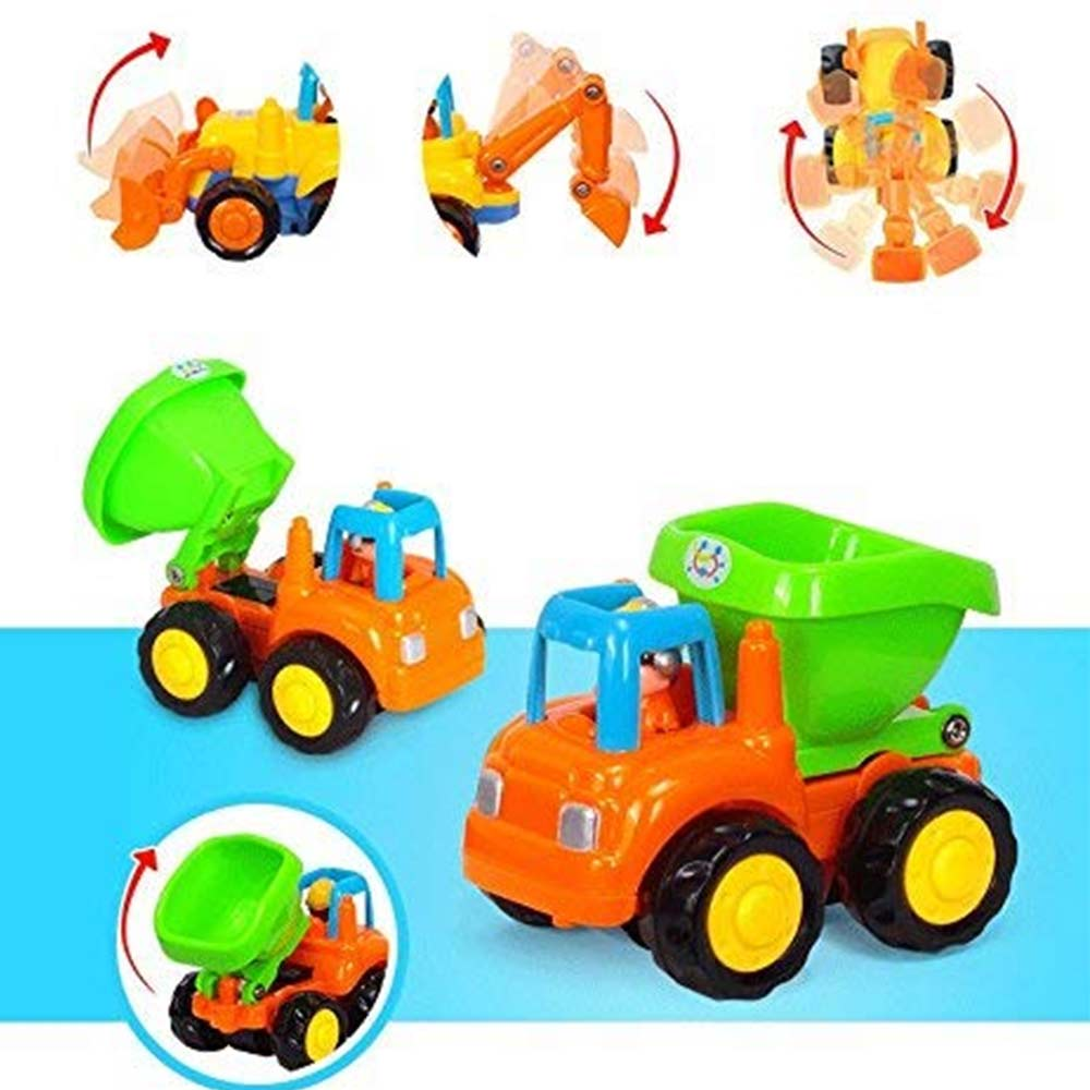 FunBlast Unbreakable Automobile Car Toy