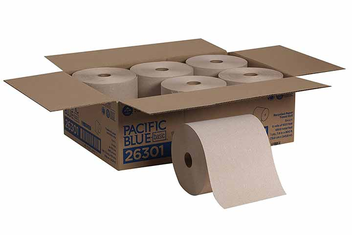 Georgia-Pacific Recycled Paper Towels