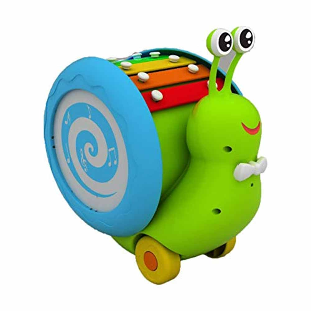 Giggles Musical Snail
