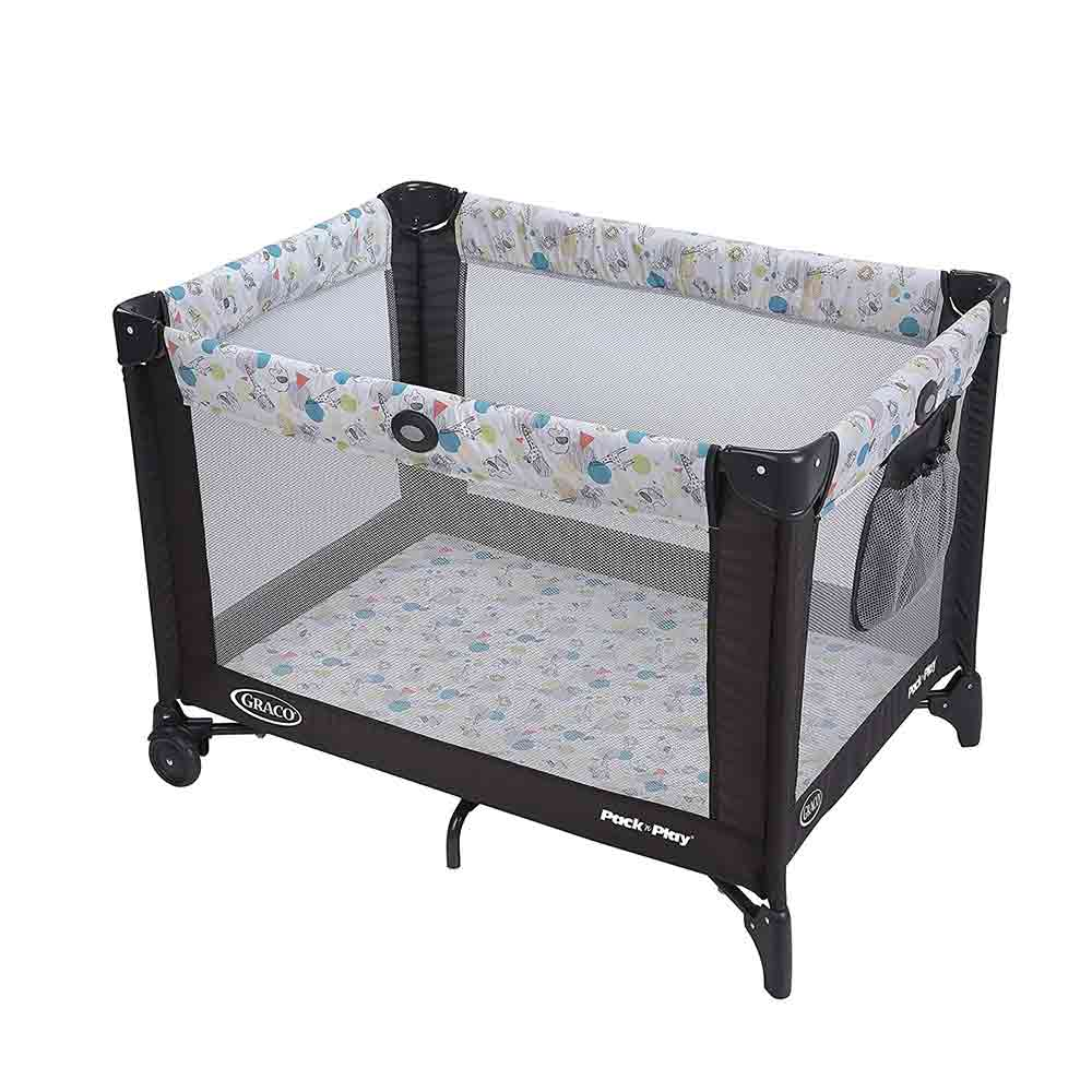 Graco Pack 'n Play Playard with Automatic Folding Feet