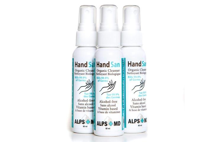 HandSan Organic Hand Cleanser