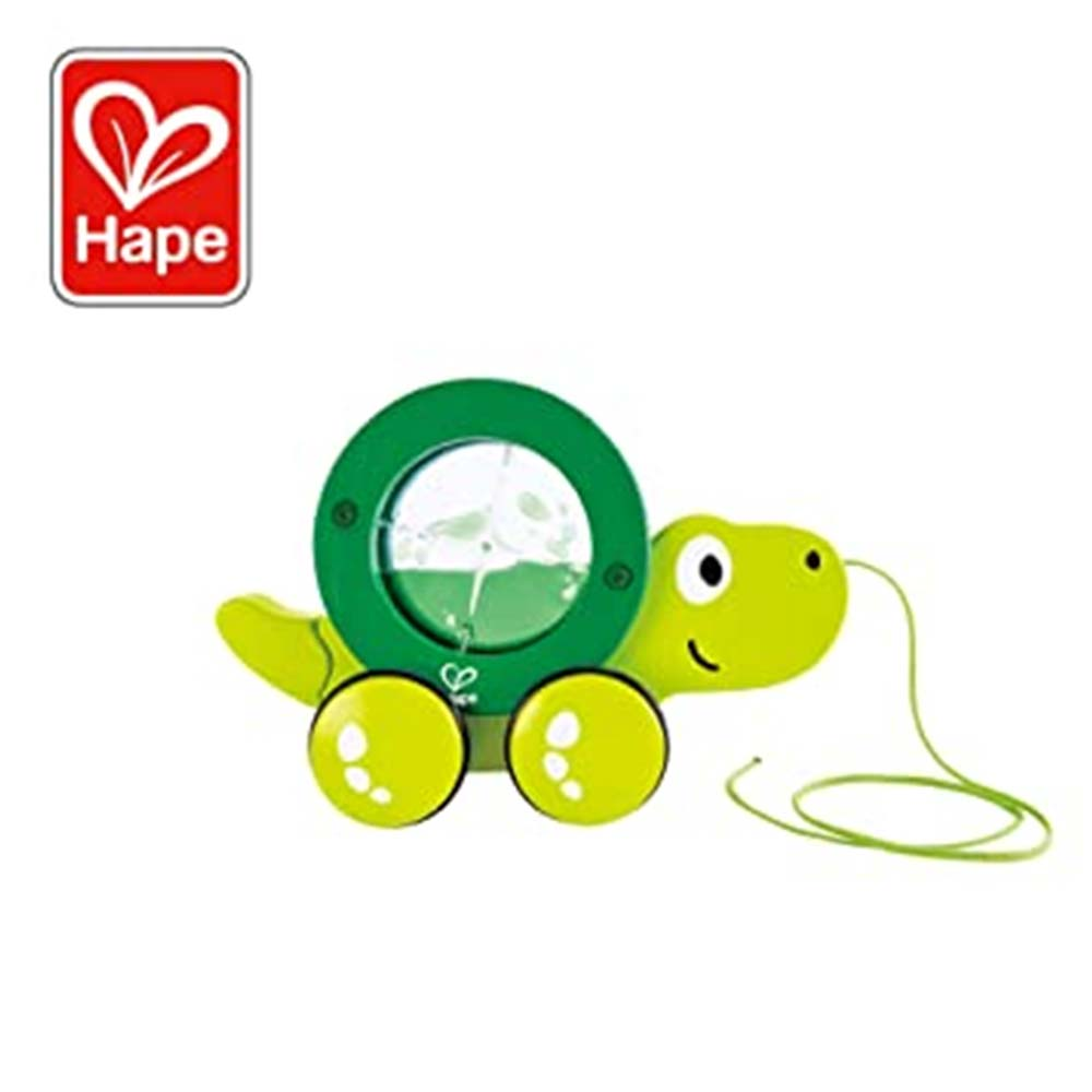Hape Tito Wood Pull Along Toy