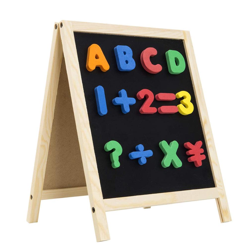 INNOCHEER Magnetic Wooden frame Standing Board