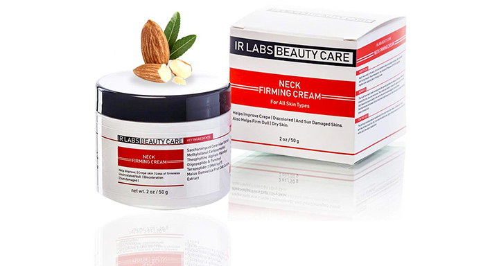 IR Labs Neck Cream
