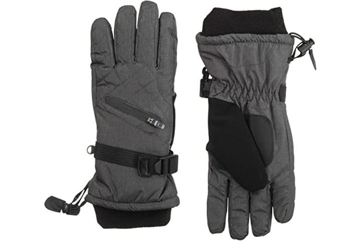 Isotoner Women's Ski Gloves