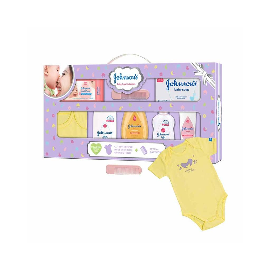 Johnson's Baby Care Collection
