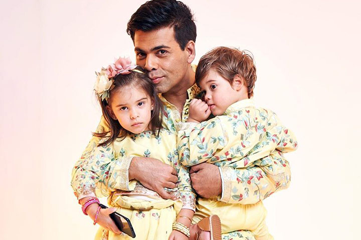 Karan Johar Has The Perfect