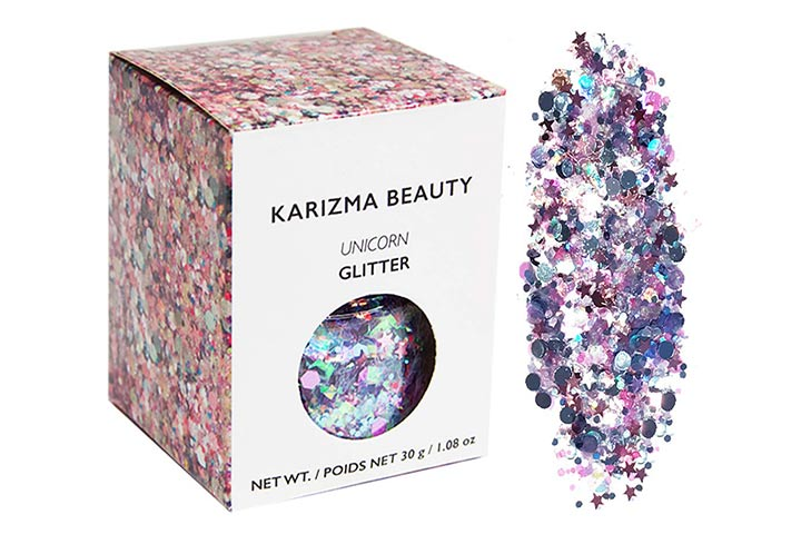 Karizma beauty unicorn glitter