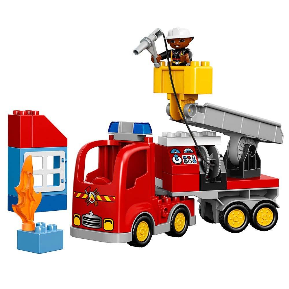 LEGO Duplo Town Fire Truck Building Kit