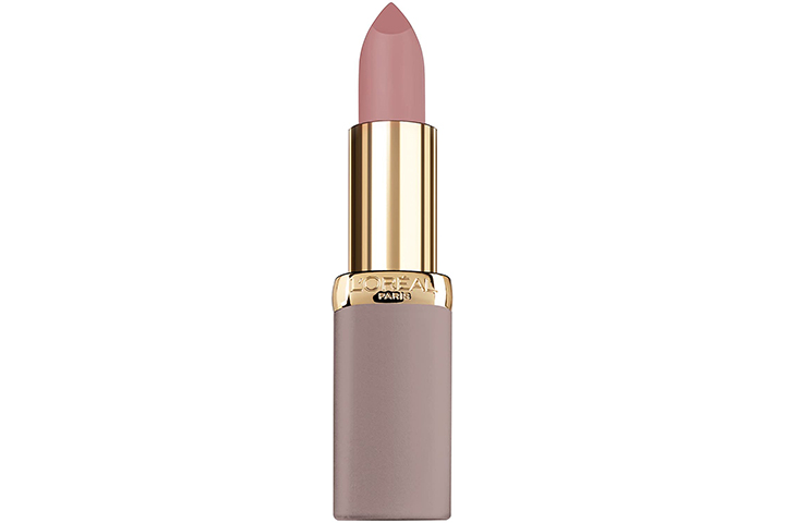 L'Oréal Paris Cosmetics Colour Riche Ultra Matte Highly Pigmented Nude Lipstick
