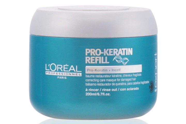 LOreal Pro-keratin Refill Hair Mask