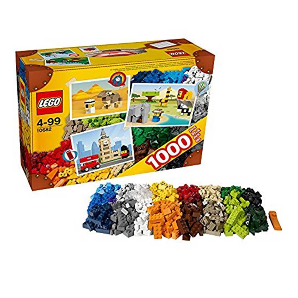 Lego Bricks and More Creative Suitcase