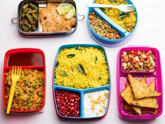 बच्चों के लंच बॉक्स के लिए 25 स्वादिष्ट रेसिपी | Bacho Ka Tiffin Or Lunch Box Recipe In Hindi