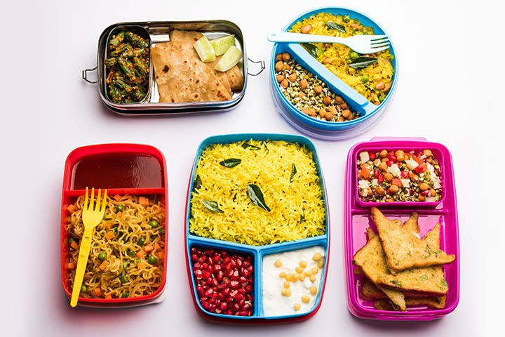 Lunch Box Recipe