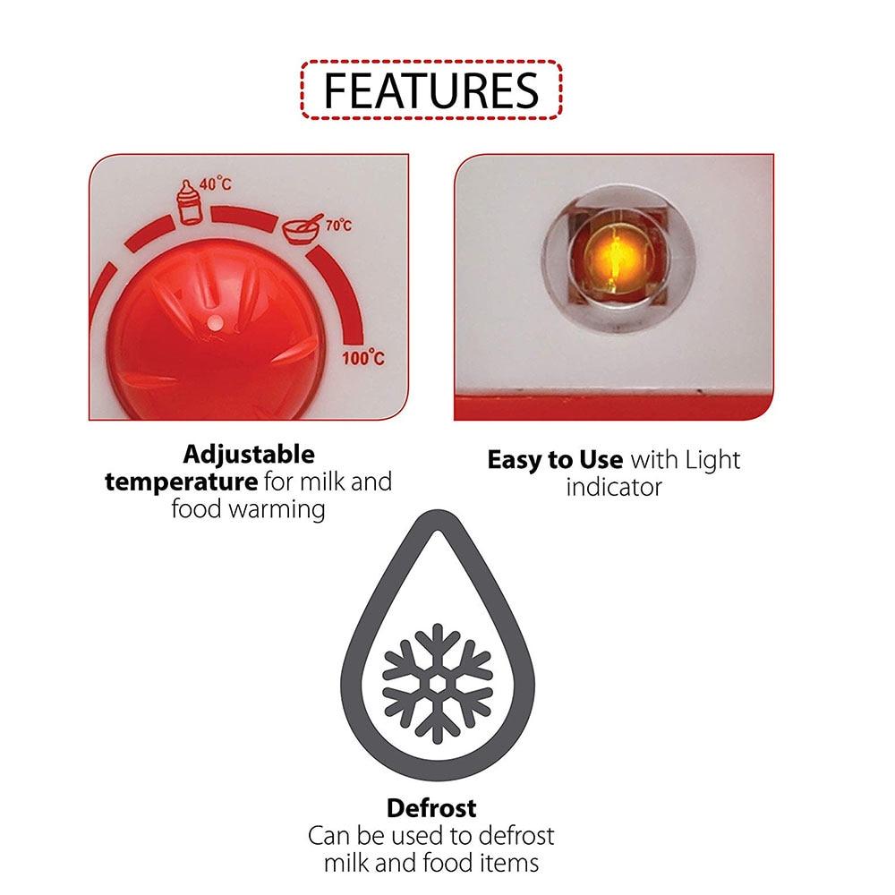 LuvLap Bottle Warmer