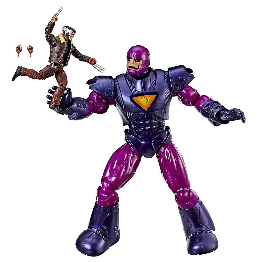 Marvel Legends Series Wolverine and Sentinel