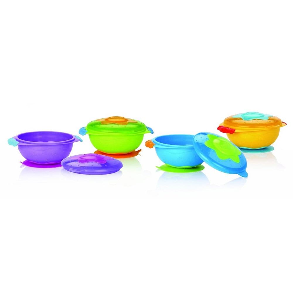 Nuby Wacky Ware Microwavable Bowl