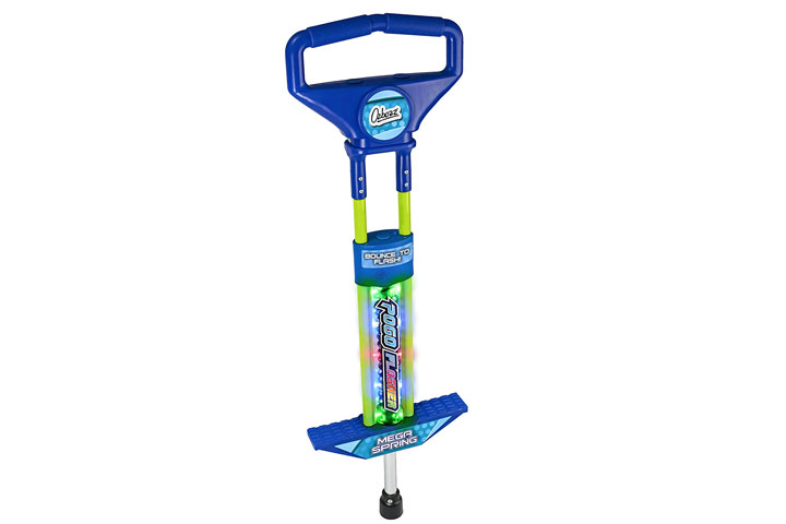 Ozbozz sv13787 Go Light-up Pogo Stick Boys