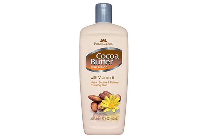 Personal Care Cocoa Butter Skin Lotion