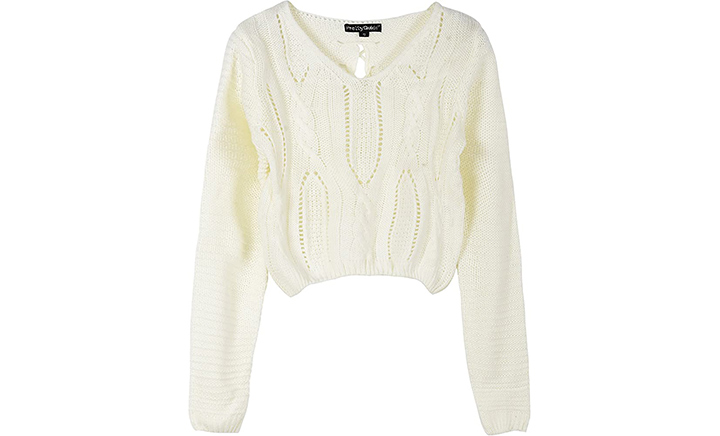 PrettyGuide Women's Sweater