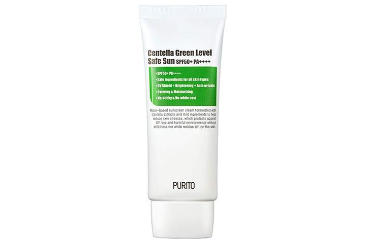 Purito Centella Green Level Safe Sunscreen