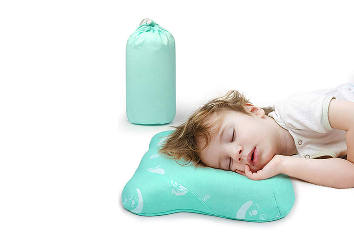 Rest Cloud Toddler Pillow for Kids