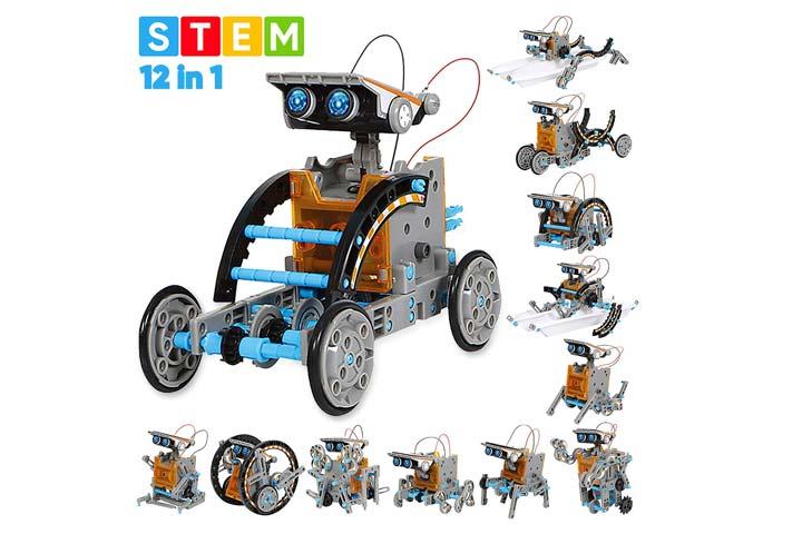 Sillbird STEM Solar Robot Toys
