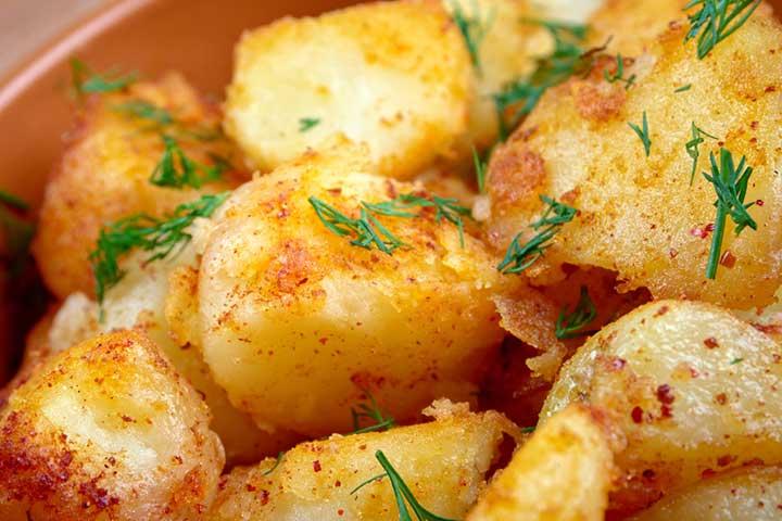 Spicy Potato Spices