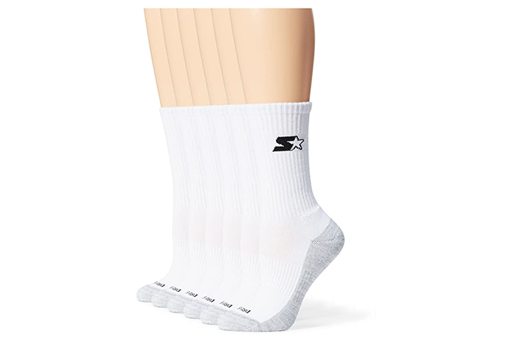Starter Women's Athletic Crew Socks