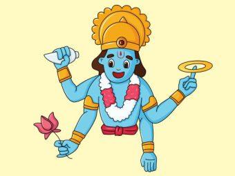 भगवान विष्णु को कैसे मिला सुदर्शन चक्र? | Sudarshan Chakra Story In Hindi