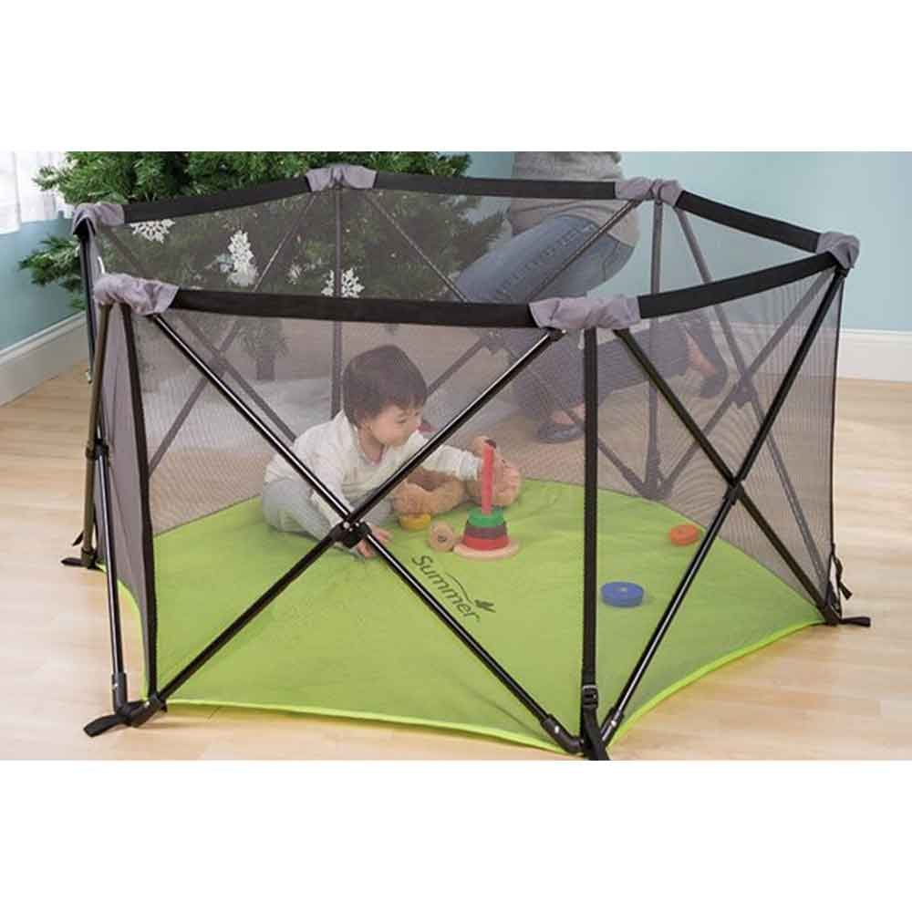 Summer Infant Pop N' Play Portable Playard Canopy