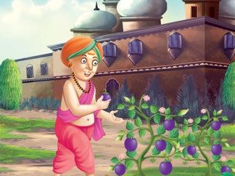 Tenali Rama Story: The Brinjal Curry