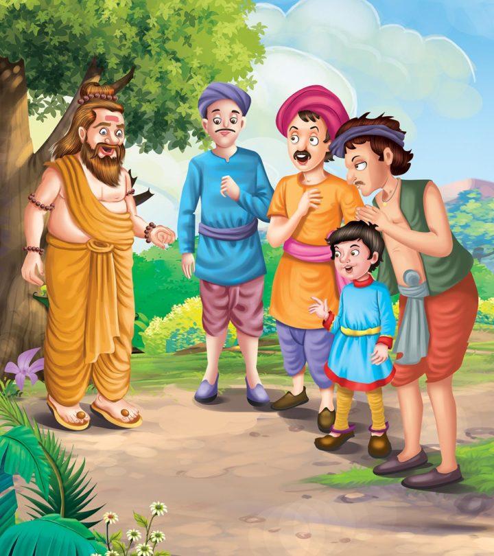 Tenali Rama Story The Key To Heaven