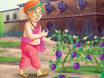 Tenali Rama Story: The Brinjal Curry