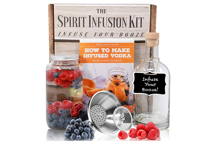 The Spirit Infusion Kit By Craft Connections Co.