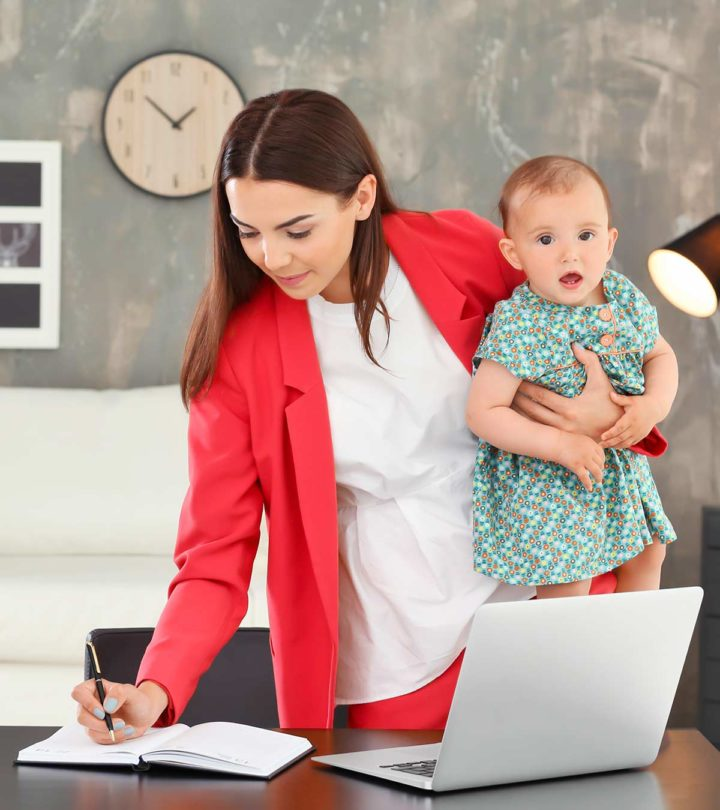 Tips To Work From Home With Kids During Quarantine