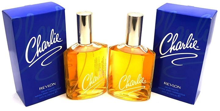 Vintage Old Version Charlie Perfume For Women