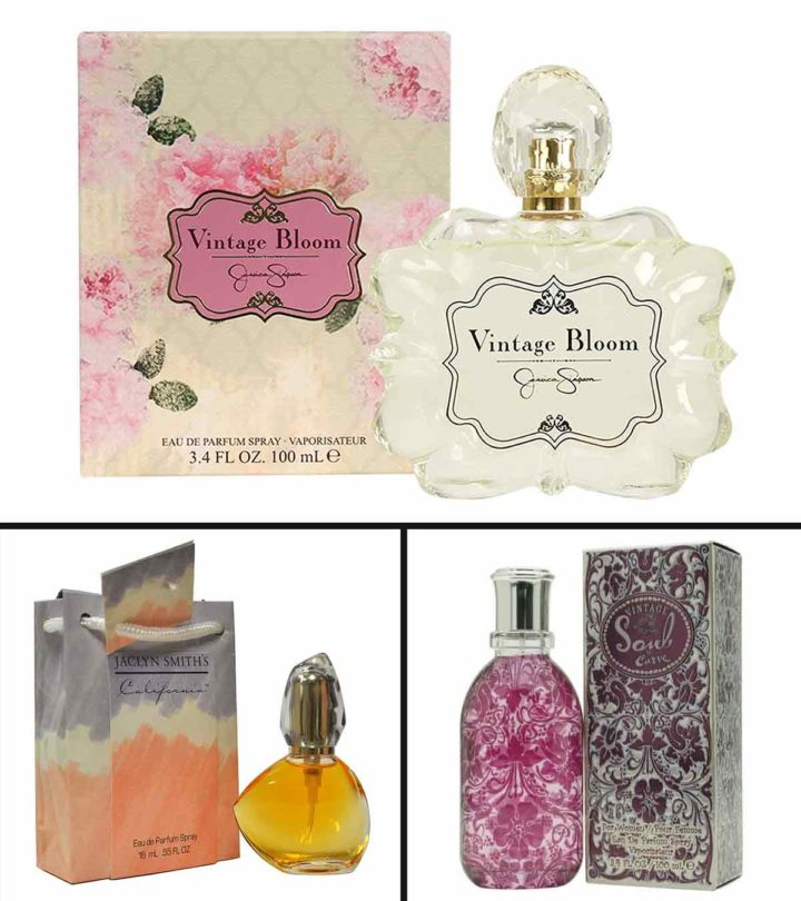 Vintage Perfumes For Women