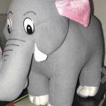 Ultra Elephant Soft Toy-Elephant soft toy-By chithrasara
