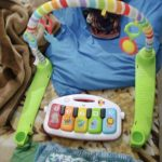 Fisher Price Musical Play Gym Play Mat-Play gym mat-By amarjeet