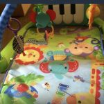 Luvlap Baby Piano Themed Playgym-Gym time-By sonisejwal