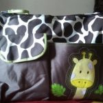 Baby Bucket Diaper Changing Bag-Diaper bag-By sonisejwal